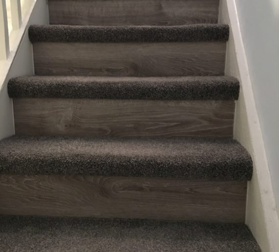 brown stair carpet coverings case study