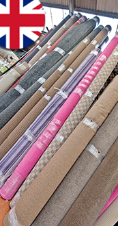carpet fitting in liverpool, knowsley and wirral from Merseyside Carpet Warehouse