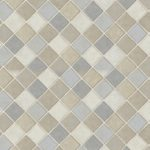 Eye-Catching Manhattan Rockerfeller Mosiac Vinyl Tiles